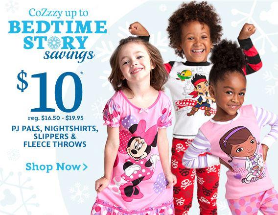 Kids Pajamas On Sale At The Disney Store! Pajamas Only $10.00 ...
