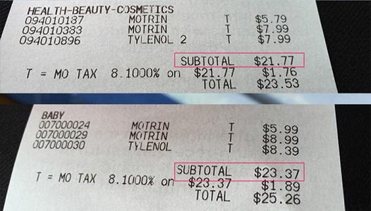 target-receipts