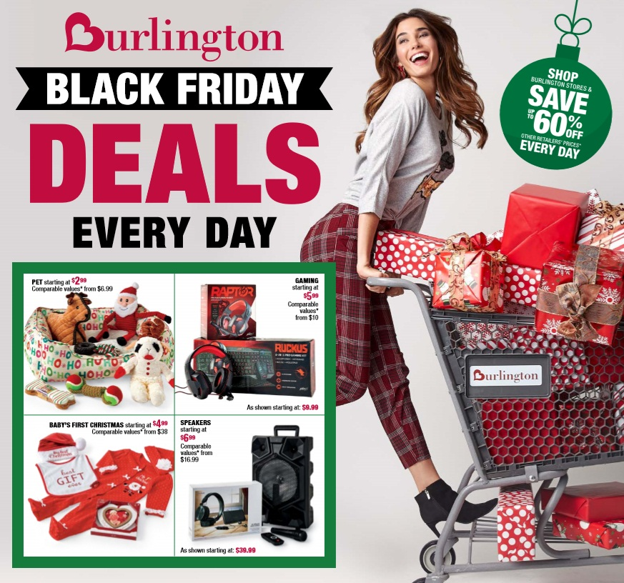 Burlington Coat Factory Black Friday 2019 Ad is HERE ...