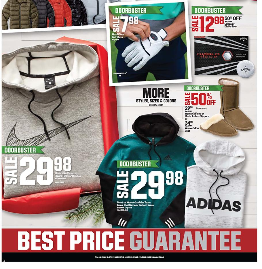 Dick's Sporting Goods Black Friday Ad 2018 - Page  (2)
