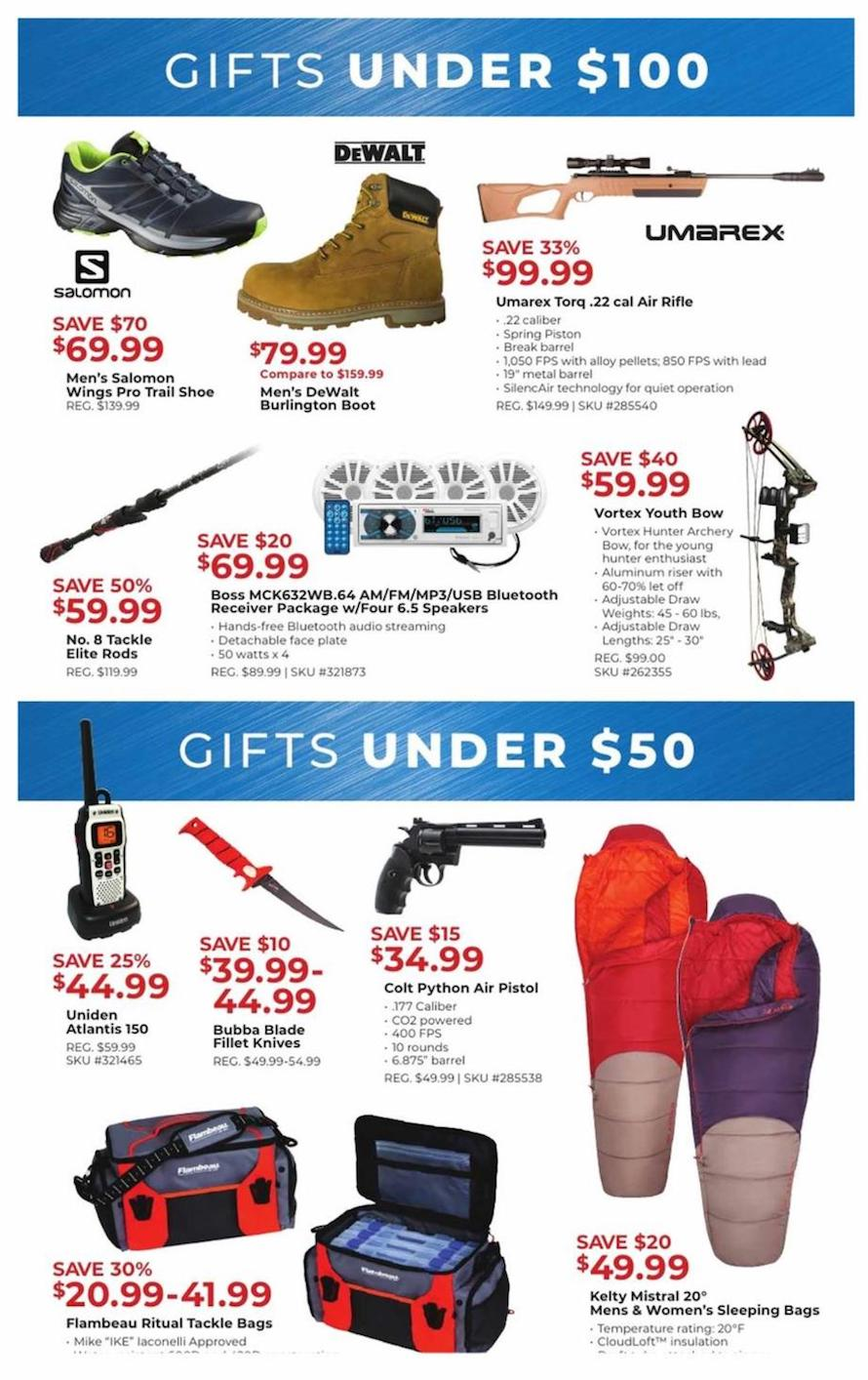 Gander Outdoors Black Friday Ad 2018 - Page  (2)