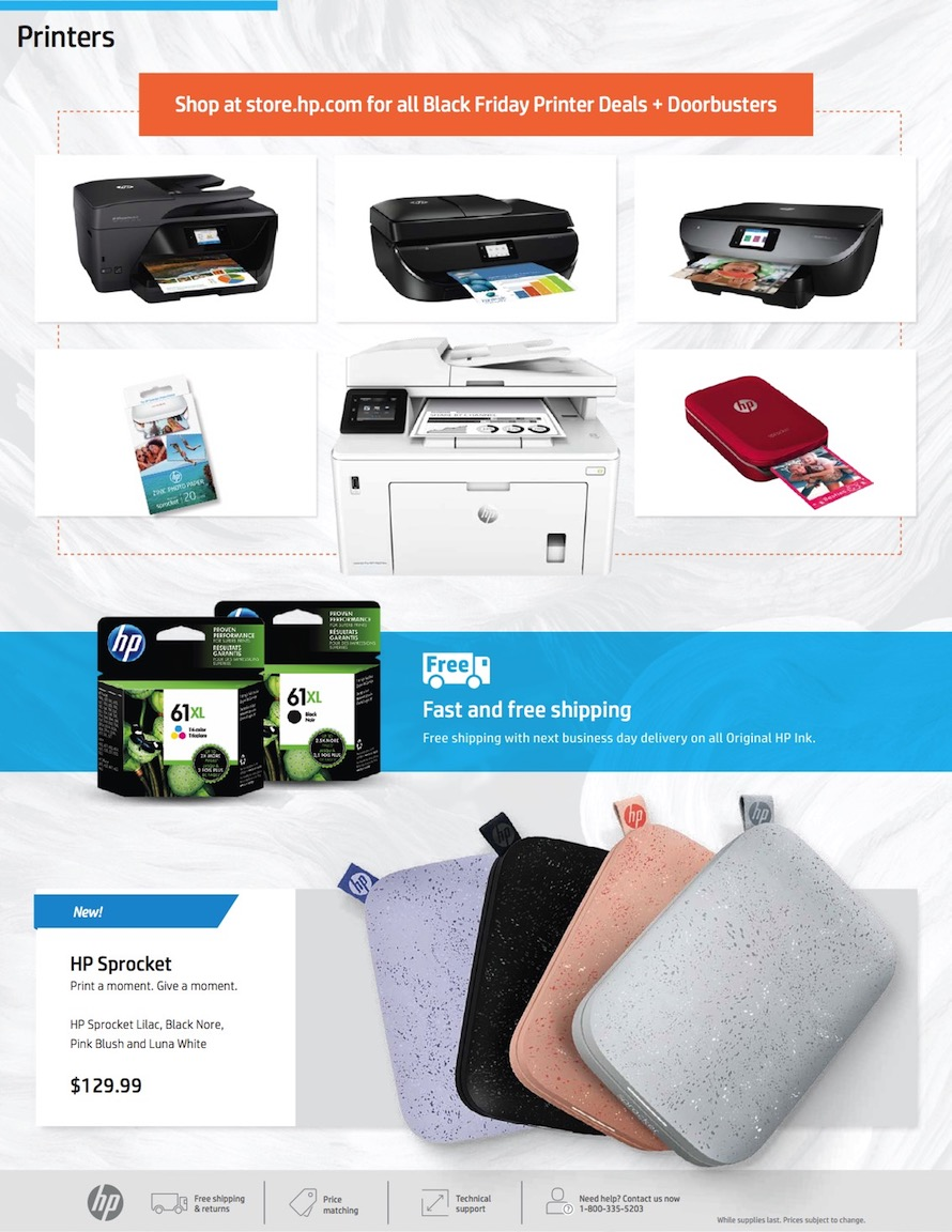 HP Black Friday Ad 2018 - Page  (16)