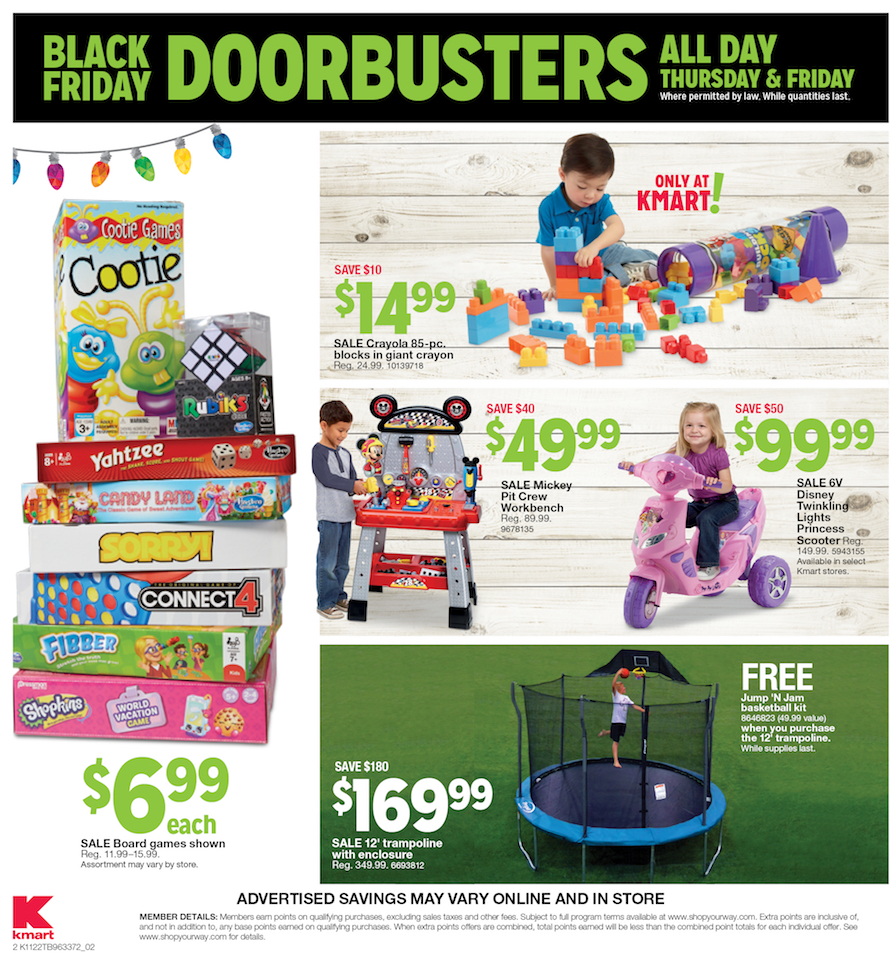 Kmart Black Friday Ad 2018 - Page  (2)