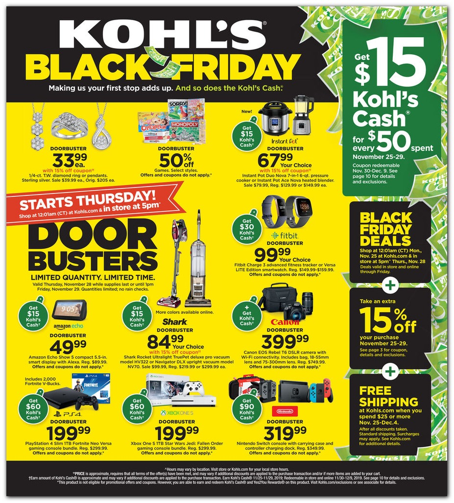 Kohls-Black-Friday-Ad-2019-Page-1