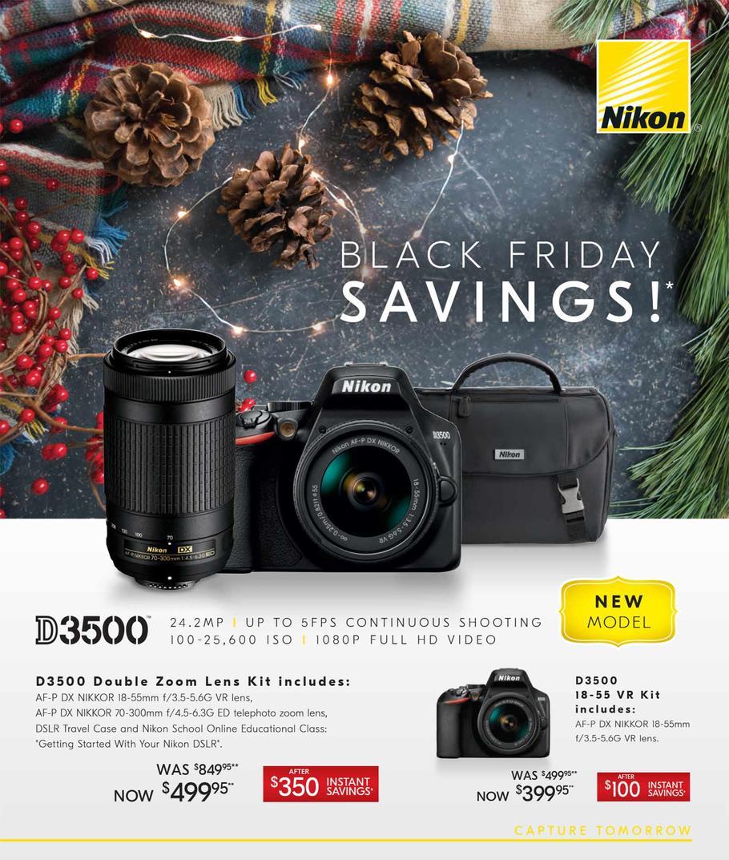 Nikon Black Friday Ad 2018 - Page 3