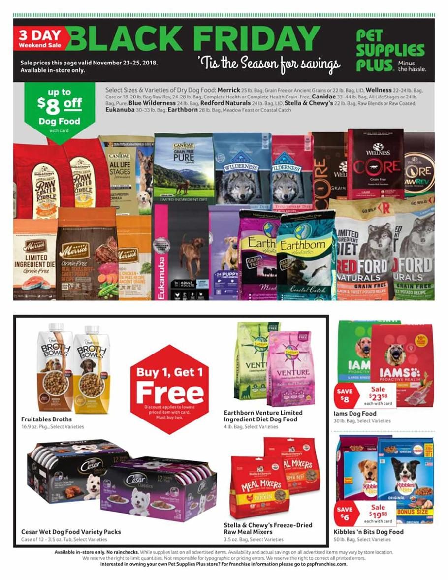 Pet Supplies Plus Black Friday Ad 2018 - Page 6