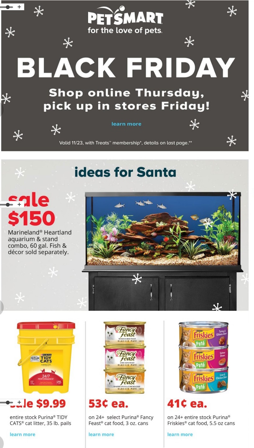 Petsmart Black Friday As 2018 - Page  (1)