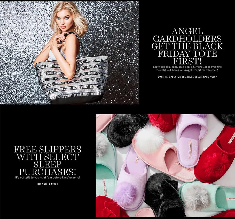 Victorias Secret Black Friday Ad 2018 - Page 2