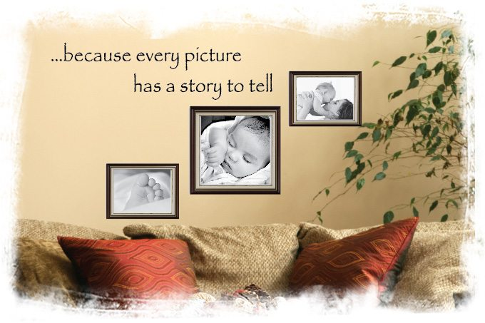 canvas wall clusters | ideas for Portrait Art in your home ...
