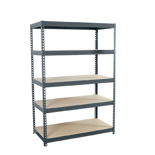 Steel Freestanding Shelving Unit Only 49 00 At Lowe S