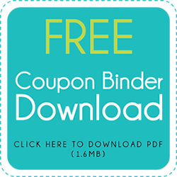 Printable Family Binder Pages | just b.CAUSE