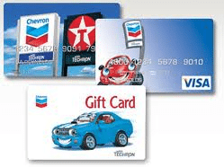 how to get a chevron gas card