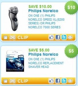 image about Philips Norelco Printable Coupon referred to as Philips norelco coupon code / Naturaliser footwear singapore