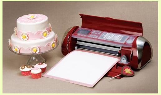 Cricut Cake Machine Only 49 95 Shipped Reg 449 95