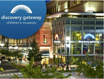 Utah Readers 4 25 For One General Admission Ticket To Discovery