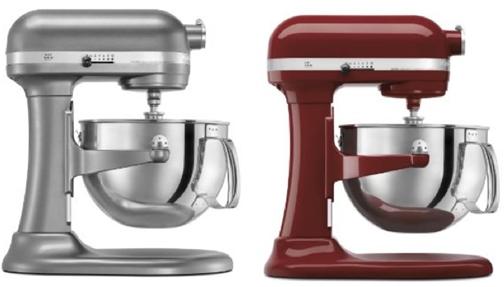 KitchenAid Professional 600 Series 6-Quart Stand Mixer Only $185.99 ...