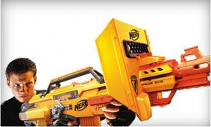 35 For Nerf N Strike Stampede Ecs Blaster Package From