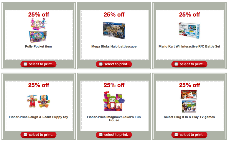 Coupons for toys on their site the great thing about these coupons is