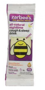 Free Sample Of Zarbee S Natural Cough Amp Sleep Drink