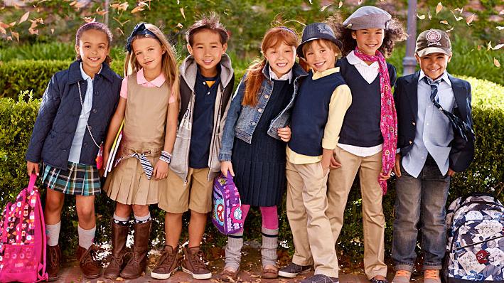 School Uniforms - JCPenney Loading.