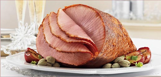 ... Ham for only $29.00! The regular price is for a 10lb ham is $68.95. So