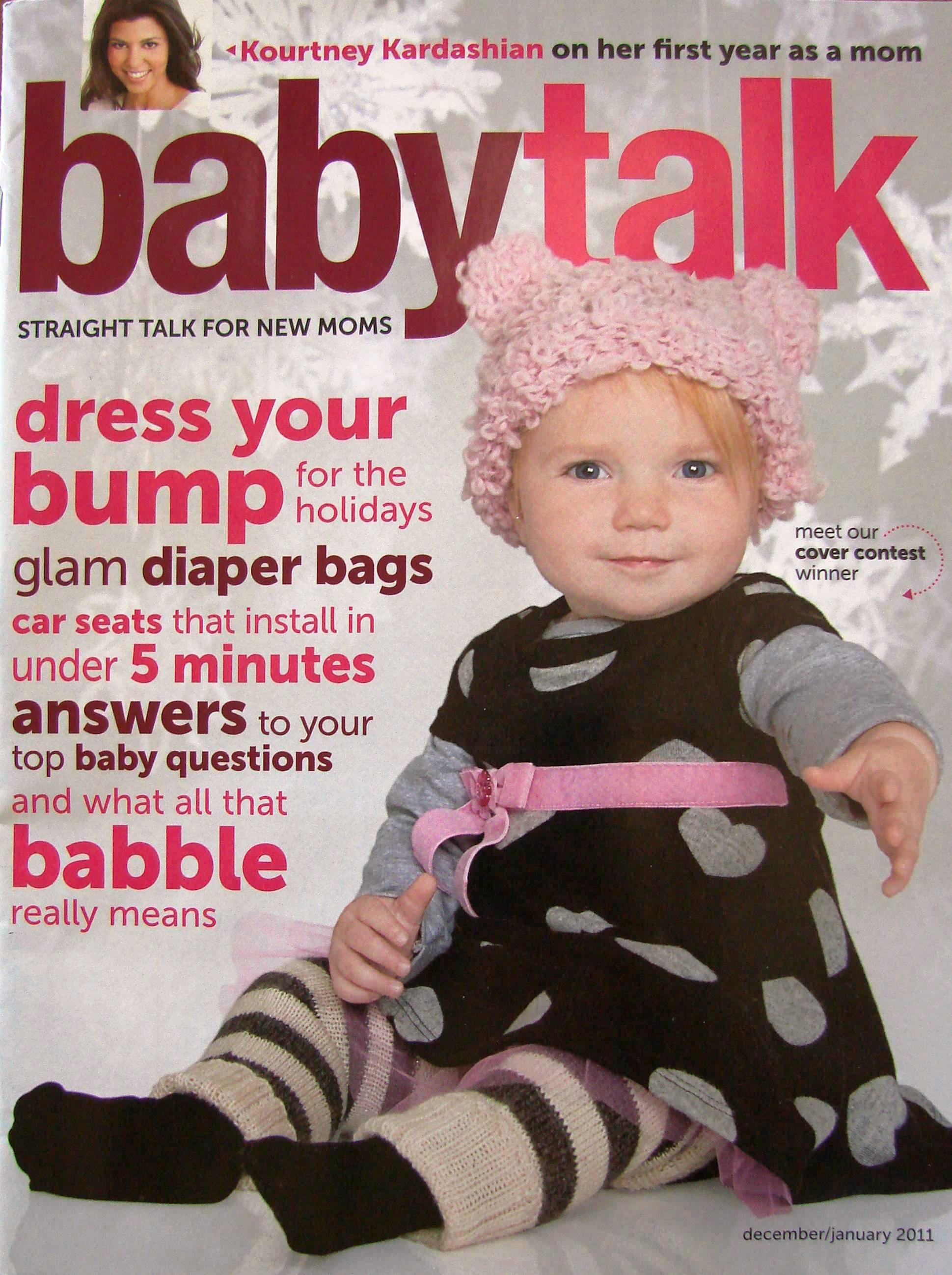 Free Baby Talk Magazine Subscription Freebies2deals