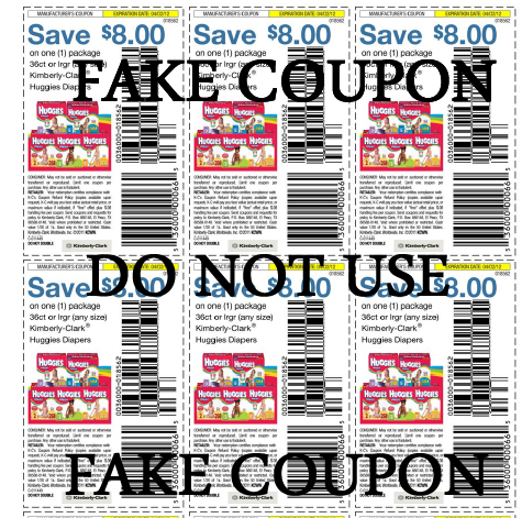 image regarding Printable Huggies Coupons referred to as Notify: Untrue Huggies Printable Coupon codes! Do NOT Employ the service of