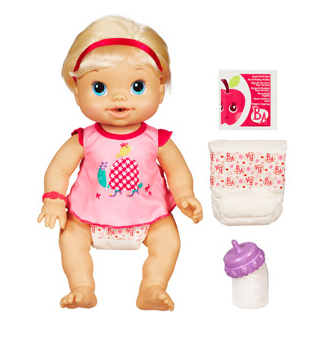 Baby Alive Wets N Wiggles Doll Bundle With Bonus Doll 15
