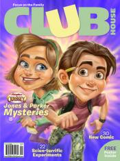 kid magazine subscriptions: