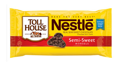 Purchase 2 bags of Dark Chocolate Nestle Chocolate Chips at  1 99Nestle Dark Chocolate Chips