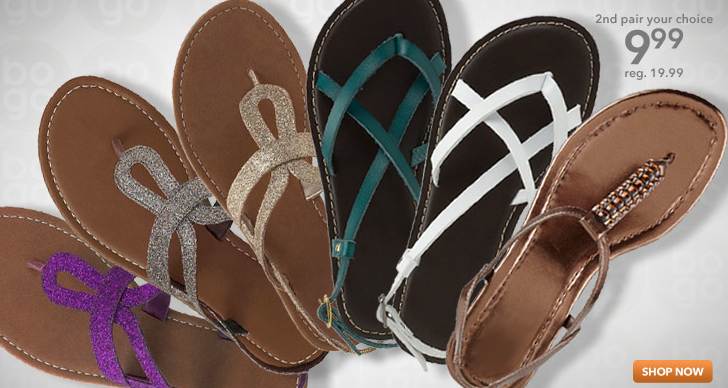 Payless Shoes Top Picks and Hot Deals from Payless Shoes