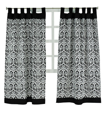 White Curtains black and white curtains for sale : Zulily: Tadpoles Nursery Room Classics Sale! Kids Room Curtains ...