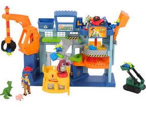Toys R Us Fisher Price Imaginext Toy Story 3 Playset 19 99 Shipped