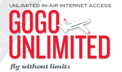Gogo keeps you in the digital loop even when you're in the air. Download Gogo's apps, sign up, and buy the pass that's right for your travel plans to enjoy fast, reliable online access while you travel.
