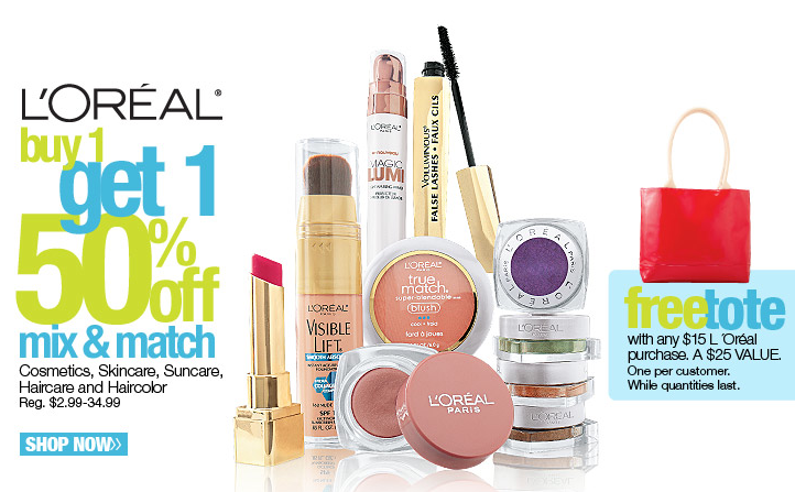This week ulta is having an awesome sale on l oreal products during