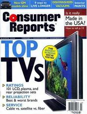 Consumer reports freebies