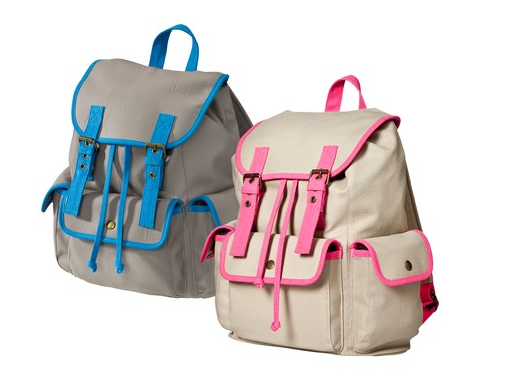 Target: Xhilaration Neon Backpack Only $20.00 Shipped!