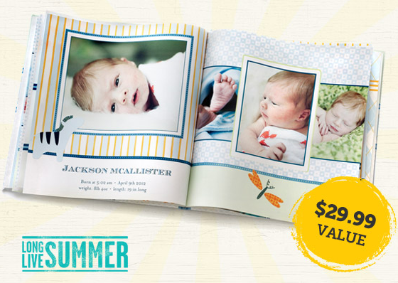 FREE 8x8 Photo Book From Shutterfly & Baby Center! (New ...