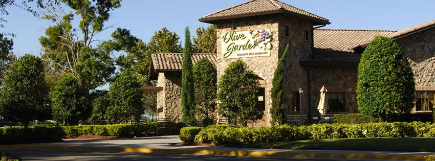 Olive Garden 20 Off Lunch Before 4 00pm Through August