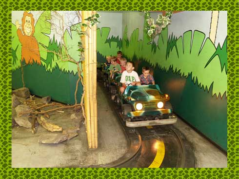 Utah readers 5 all day passes to jungle jim 39 s playland for Jungle jim s bathroom photos