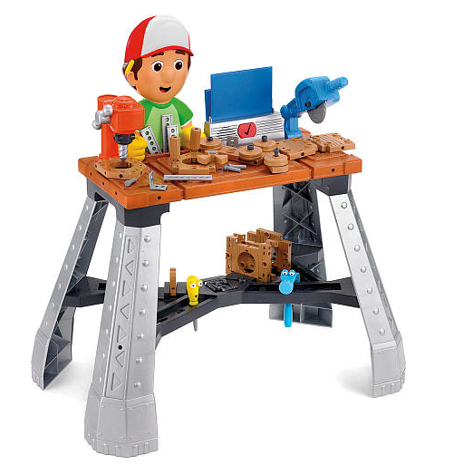 Tools Toys R Us : Fisher price handy manny s repair shop reg