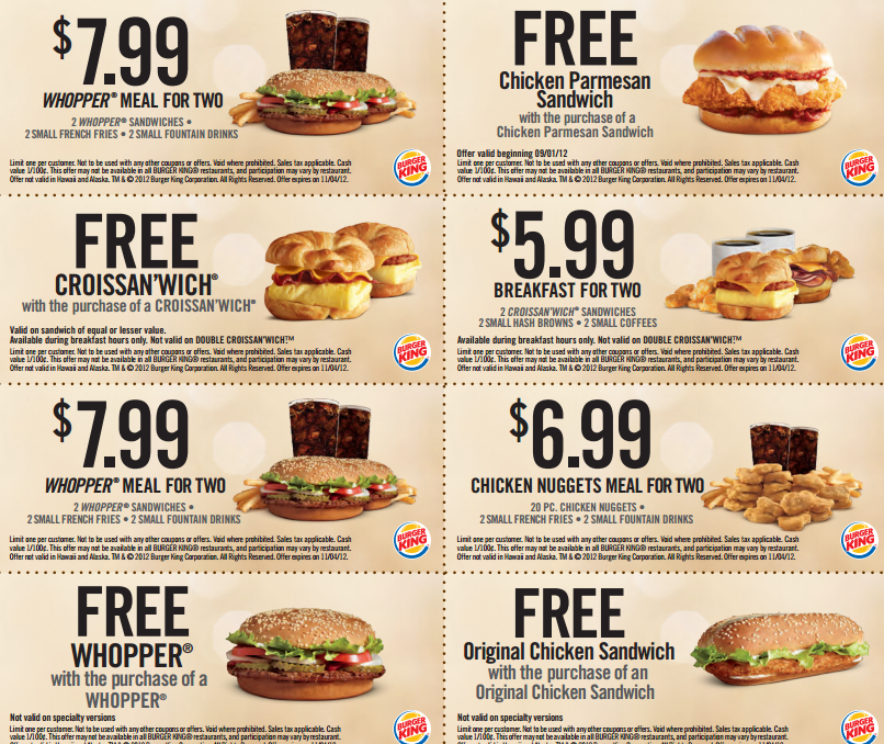 photo regarding Smoothie King Printable Coupon identified as Burger King Discount codes! Acquire Just one Buy Just one Free of charge Whopper, Bird