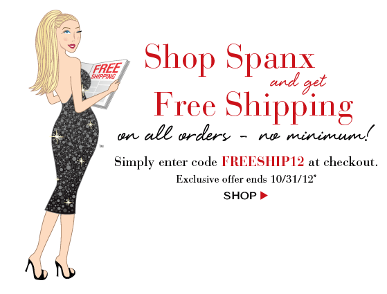 Spanx com coupons
