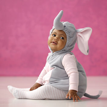 right now carters has all their baby halloween costumes on