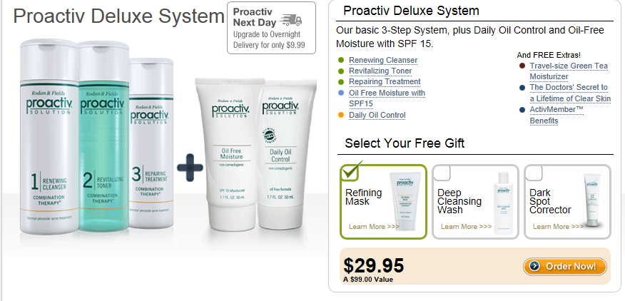 Proactiv Coupons & Promo Codes. 4 verified offers for November, Coupon Codes / Health & Beauty / Beauty / Skin Care Check the Proactiv Solution website for current promotions. They usually offer free shipping or free products with purchase. Cyber Monday Deals. Get our Emails.