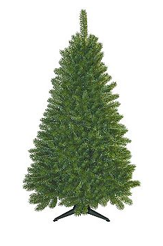 Trim A Home 6ft Boulder Mountain Christmas Tree Only $22.49! Or ...