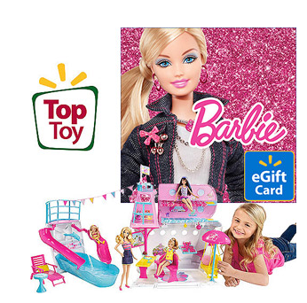 Great Deals At Walmart On The Barbie Sisters Cruise Ship The