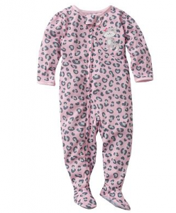 Kohl's: Carter's Footed Pajamas, Pajama Sets & Nightgowns As Low ...
