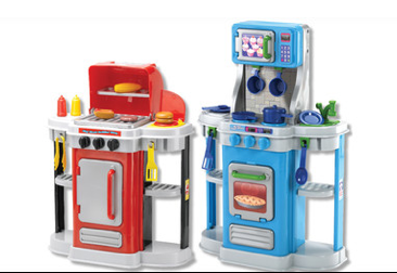 Kids Barbeque Play Set And Kitchen Play Set Only 39 00 Shipped Reg 59 99 Freebies2deals