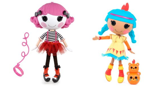 lalaloopsy dolls only 17 99 on amazon freebies2deals